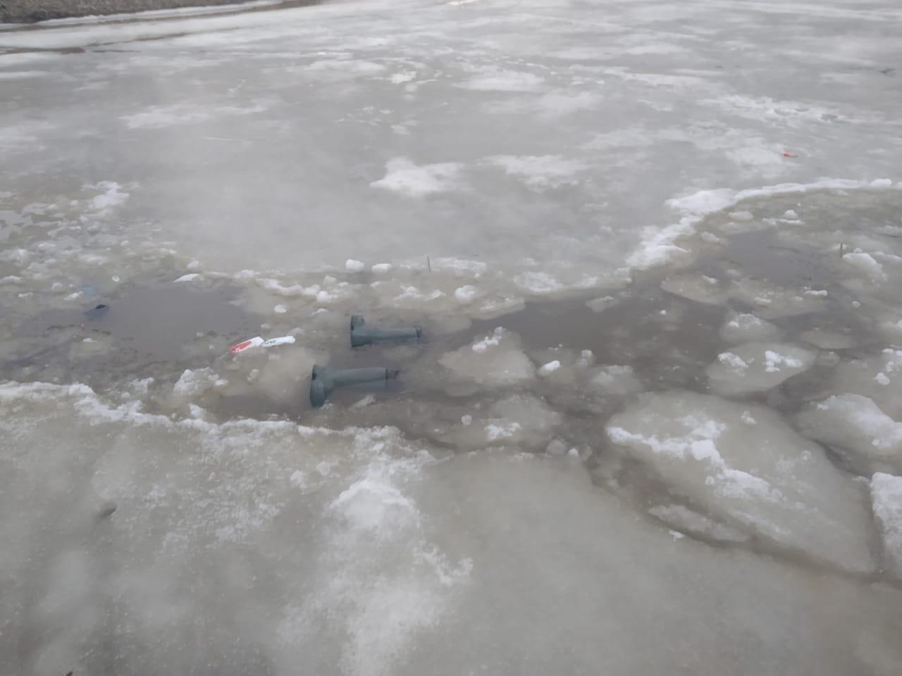 МЧС: рядом с Дворцом водных видов спорта в Казани из реки достали тело пропавшего рыбака