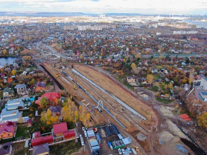 В Казани появится магистраль «100-летия ТАССР»