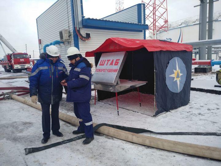 Прокуратура проводит проверку после пожара в Альметьевске, где погибли двое рабочих