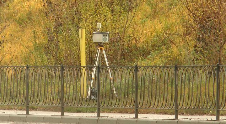 В городах РФ можно будет не ставить специальные знаки перед дорожными камерами