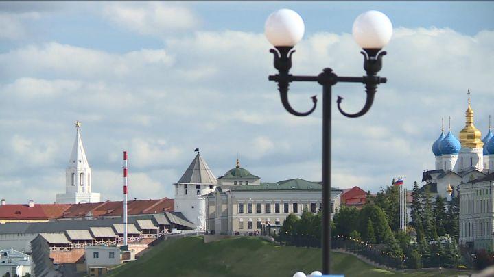 Казанский кремль посетили почти 3 млн туристов в прошлом году