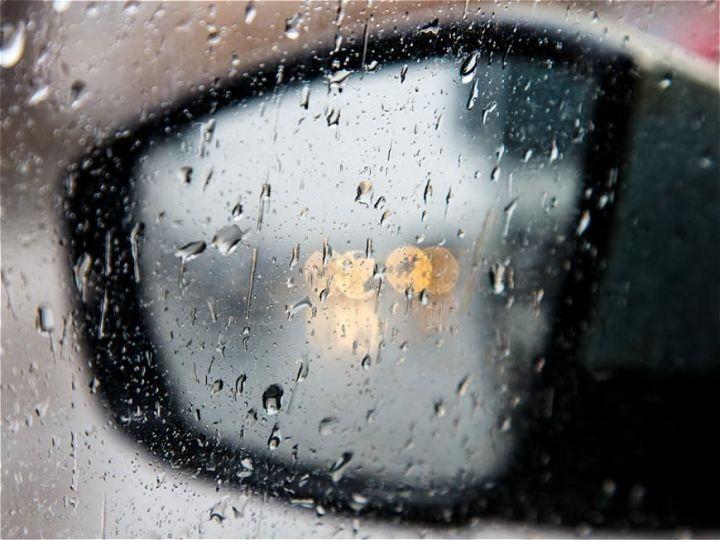 Погода на выходные: дождь, гроза и град
