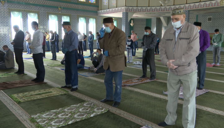 Муфтий Татарстана призвал сократить время пятничного намаза