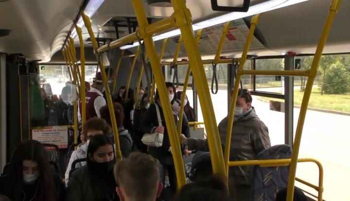 В Казани на больничный ушли 20% водителей и кондукторов общественного транспорта