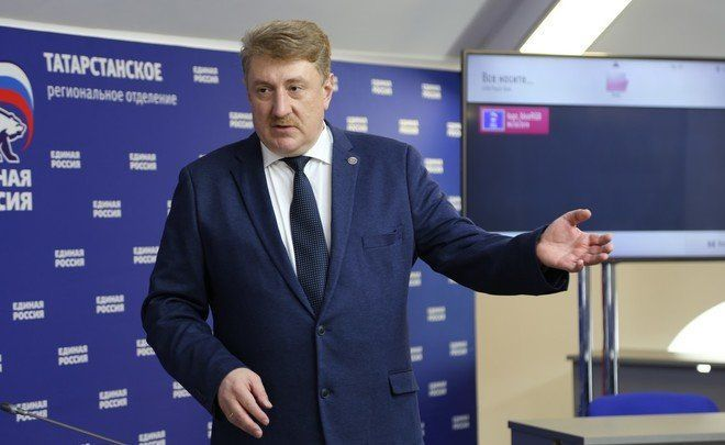 Андрей Кондратьев может возглавить татарстанскую Центральную избирательную комиссию