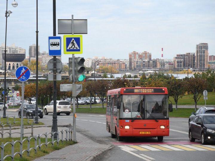 С 1 июня в Казани общественный транспорт начнет работу в обычном режиме