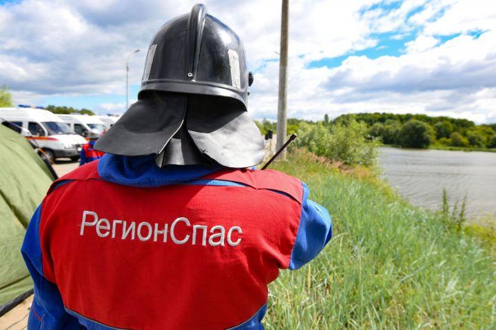 В Казани прошло учение по ликвидации разлива нефтепродуктов