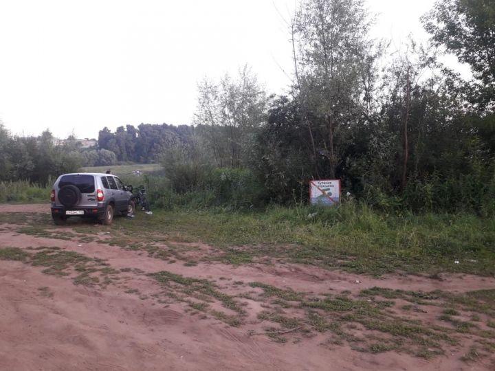 В Нижнекамском районе во время купания утонул мальчик