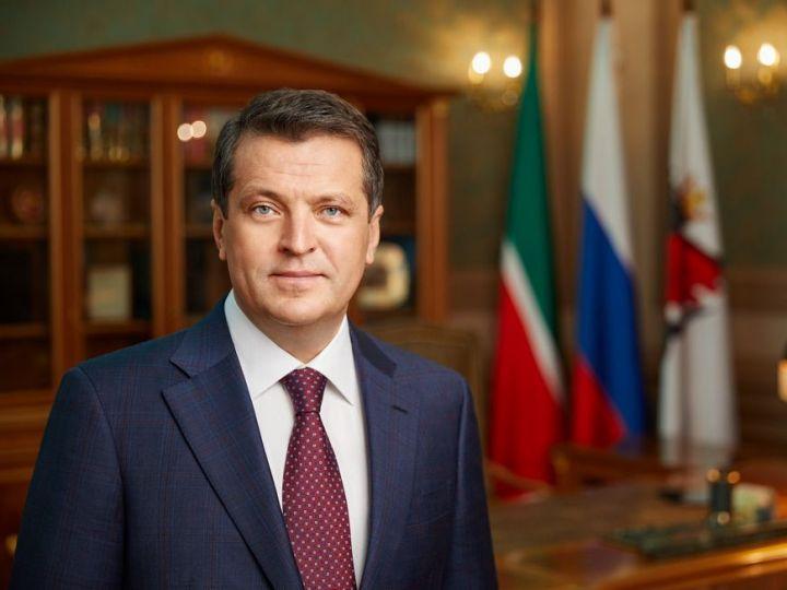 Мэр Казани поздравил жителей столицы Татарстана с праздником Курбан-байрам