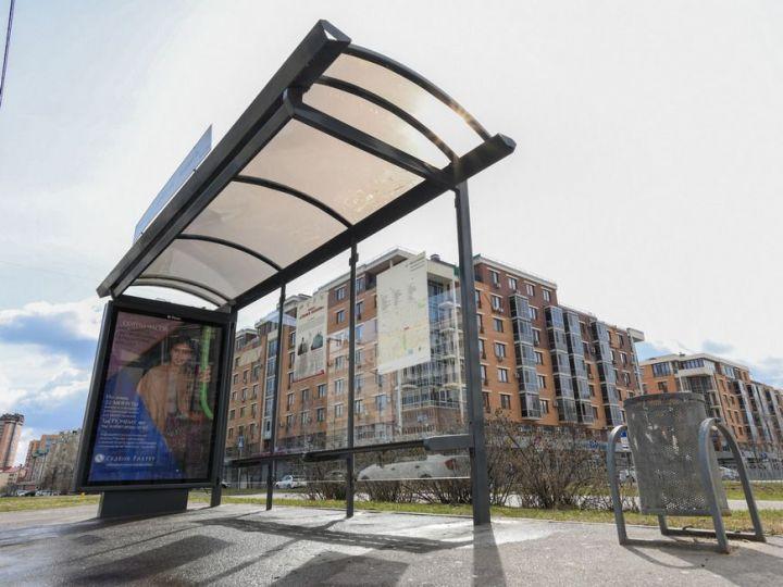 В Казани перенесут несколько остановок общественного транспорта