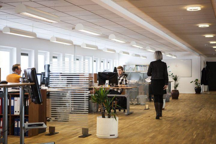 В Роспотребнадзоре РФ рассказали, когда может быть отменен масочный режим в офисах