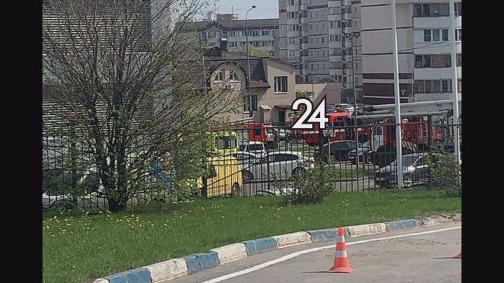 В казанской школе №175 началась стрельба