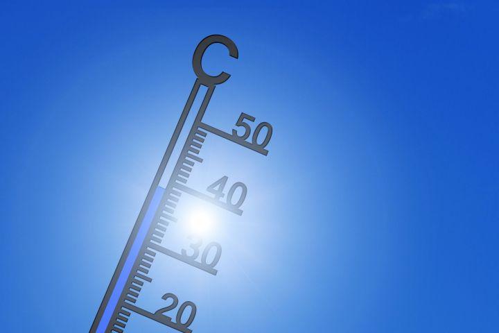 В начале недели в Татарстане ожидается до +35 градусов