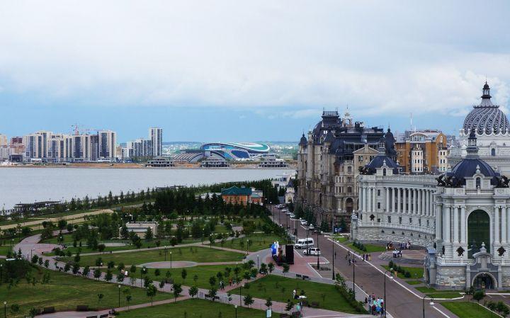 Татарстан стал пятым в рейтинге по социально-экономическому развитию регионов России