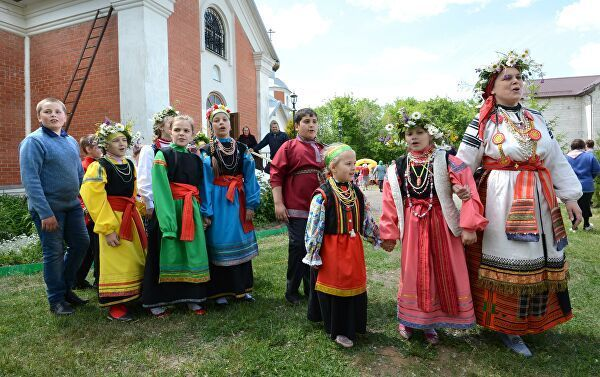 В Казани пройдет фестиваль «Духов день в Суконной слободе»