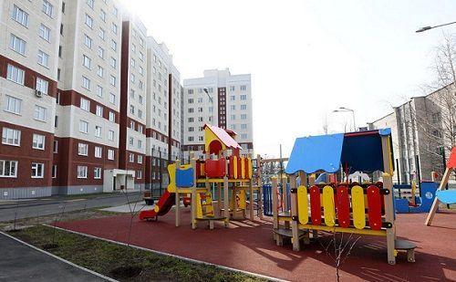 В Казани собираются возвести несколько новых ЖК со сносом частных домов