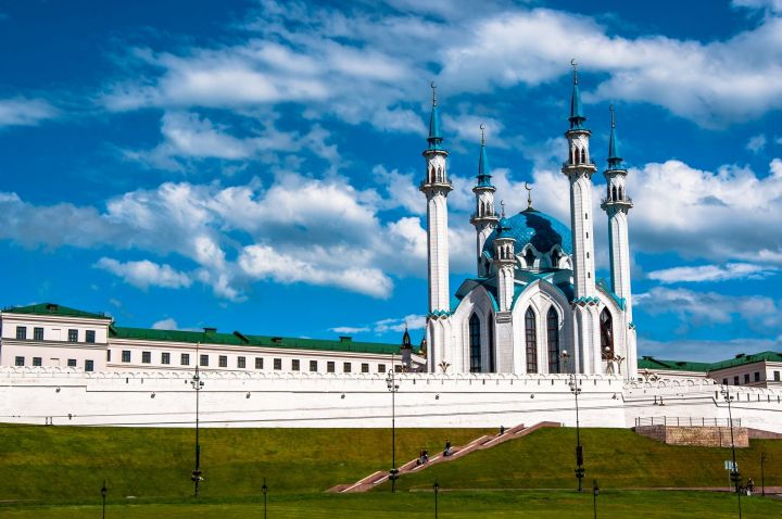 В Татарстане потеплеет до +31 градуса
