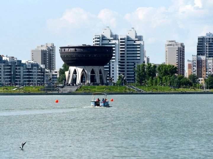 В 2021 году в Казани благоустроят шесть общественных пространств