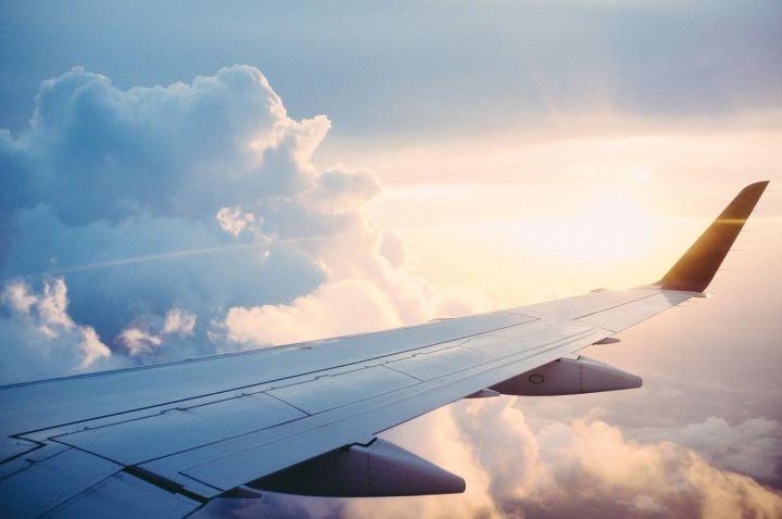 В Казани экстренно сел самолет из Новокузнецка