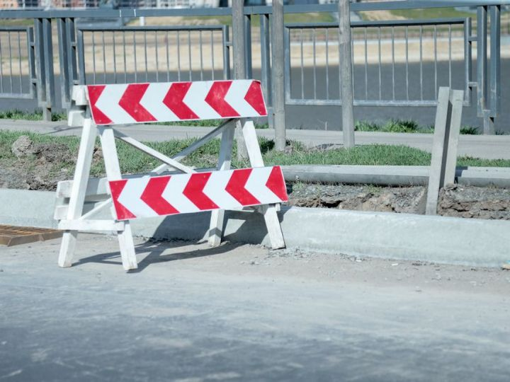 В Татарстане из-за ремонта газопровода ограничат движение по трассе Р239