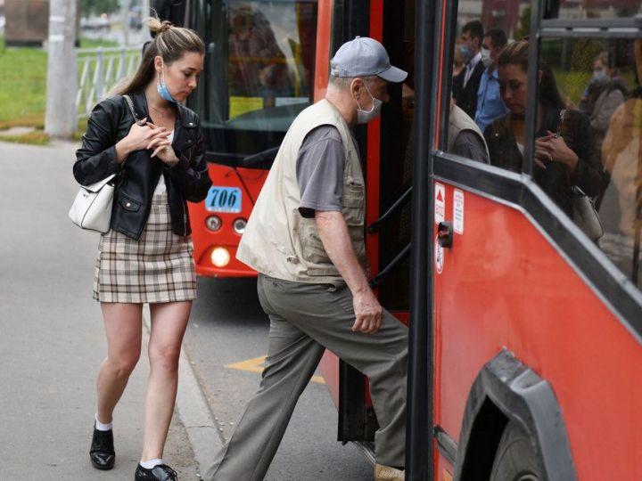В Казани появился дополнительный рейс автобуса №111с