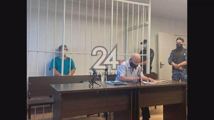 Челнинца, подозреваемого в убийстве пожилой пары, арестовали на два месяца