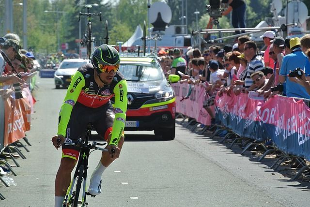 Велогонщик из Татарстана занял 4 место на чемпионате России