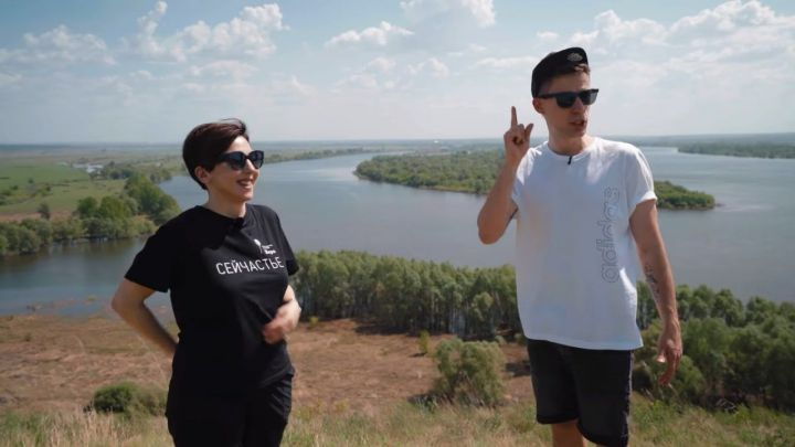 Юрий Дудь снял часть нового выпуска в Татарстане