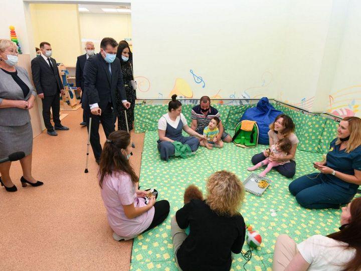 Спортивный комплекс для детей с ограниченными возможностями здоровья появится в Казани