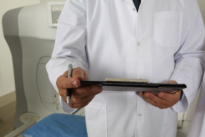 В казанской больнице посреди ночи перестала работать система подачи кислорода