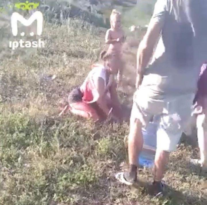 В Татарстане пьяная мать с детьми влетела на квадроцикле в сарай