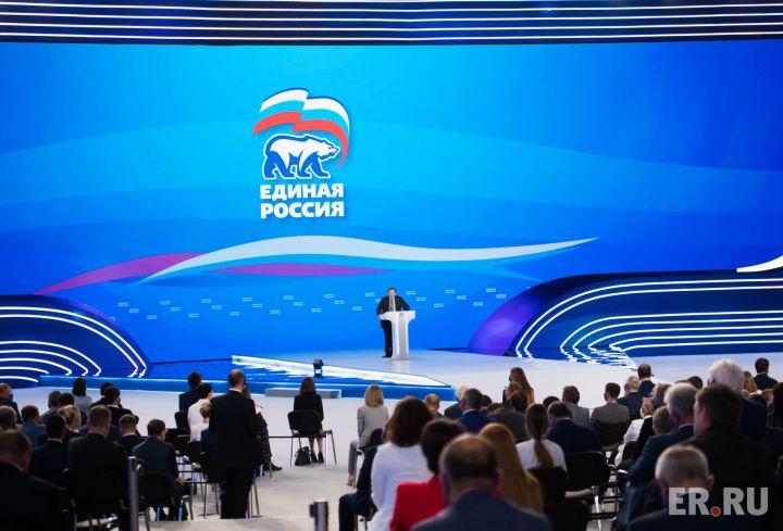 Рустам Минниханов возглавил список «Единой России» в Татарстане