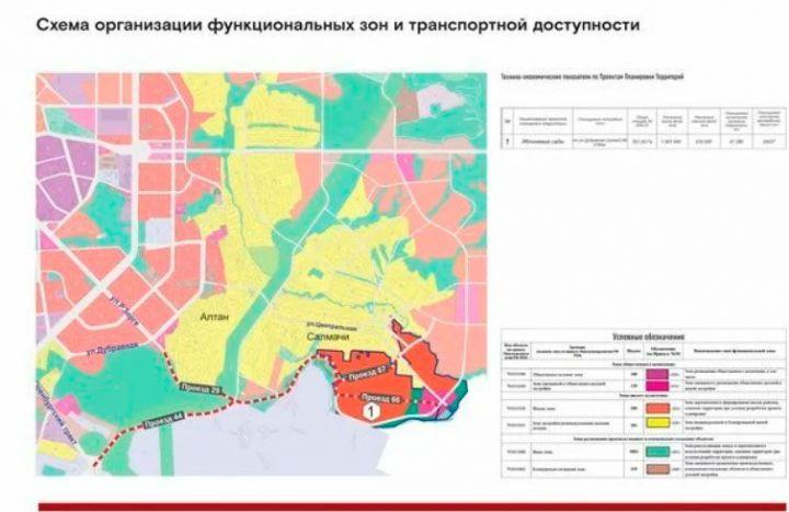 В Казани появится новый район «Яблоневые сады»