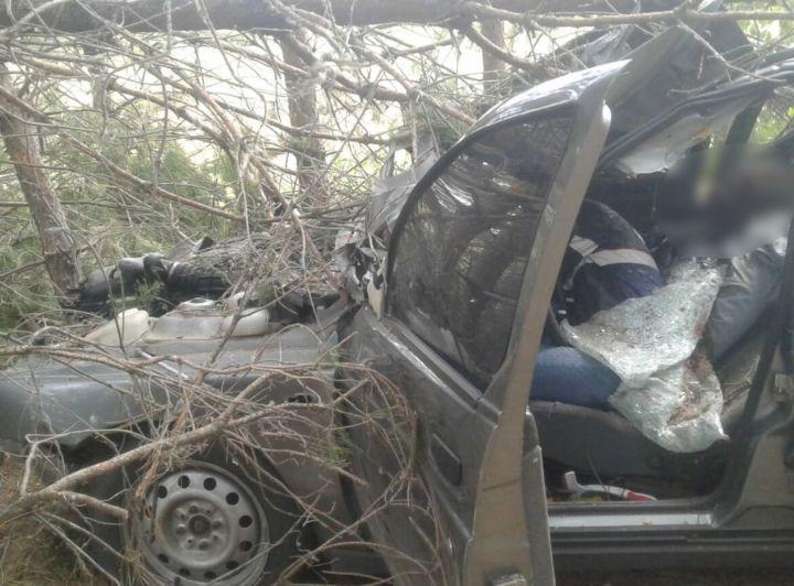 Три человека погибли в результате ДТП в Мензелинском районе