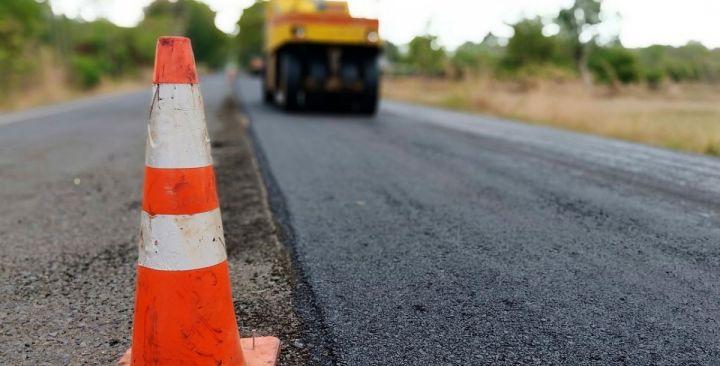 В РТ на три месяца ограничат движение по дороге Сатышево - Большие Кибячи
