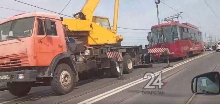 Казанцы потребовали «прекратить позор» с городскими трамваями - Метшин ответил в Instagram