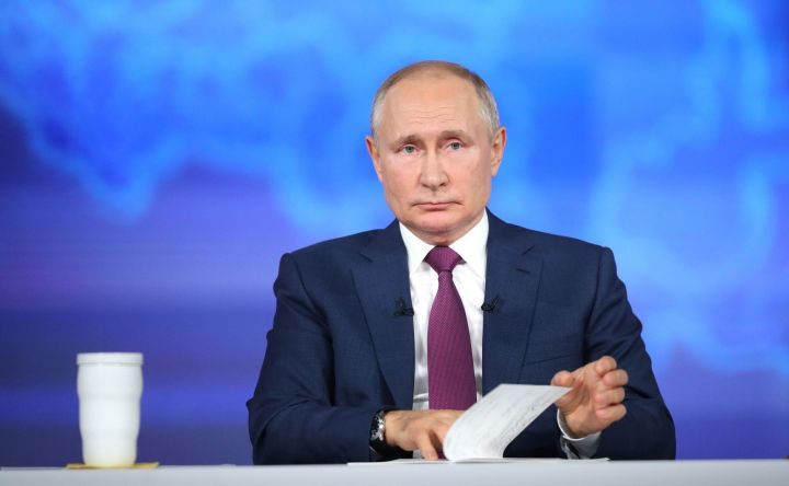 Путин выступил против навязывания вакцинации от коронавируса