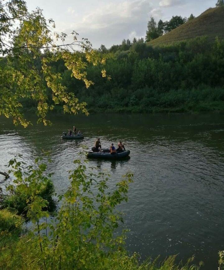 В Татарстане нашли тело утонувшего подростка, которого искали два дня