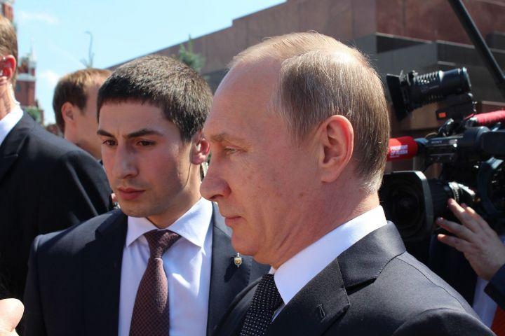 Четверо татарстанцев получили госнаграды от Путина
