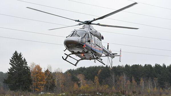Казанский вертолетный завод представил системы модернизации Ансатов