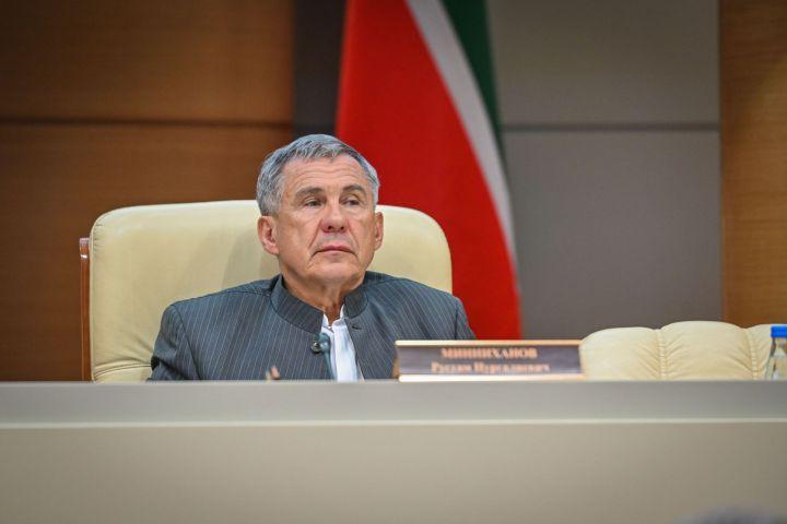 Президент РТ поручил правоохранителям дать правовую оценку действиям подозрительных финансовых групп