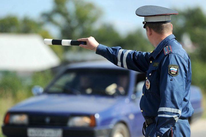 28 июля сотрудники ГИБДД проведут два рейда в Казани