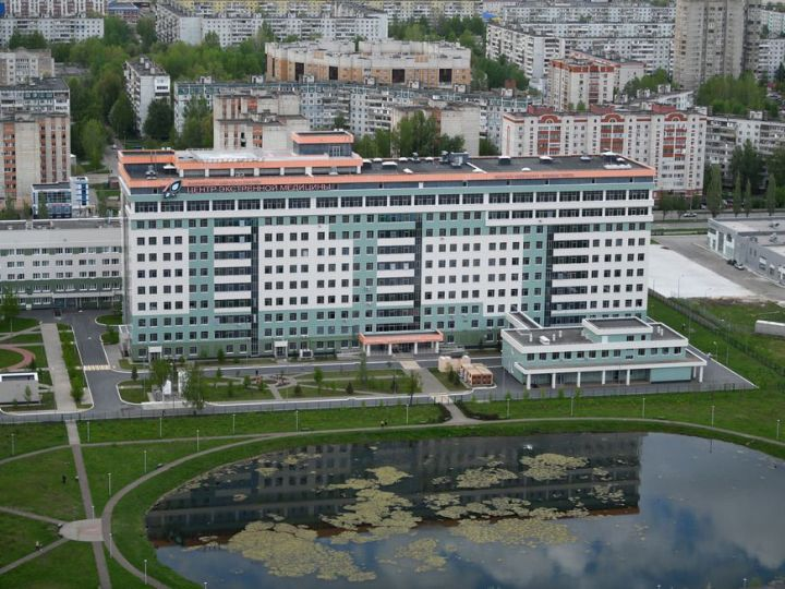 Реабилитационной центр на базе казанской больницы №7 откроют в конце 2021 года