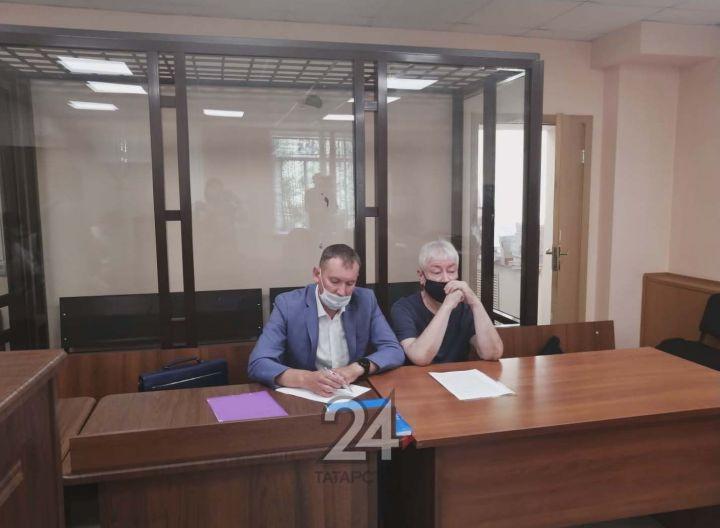 Экс-глава «Татфондбанка» выступил в суде с последним словом