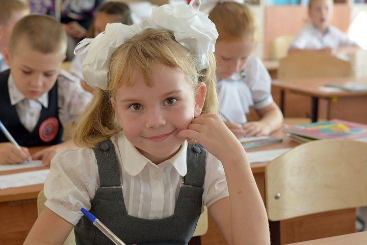 В Нижнекамске на линейках 1 сентября разрешат присутствовать только родителям первоклассников