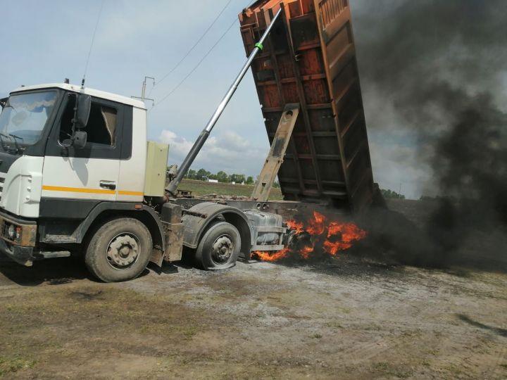 После гибели водителя грузовика в Новошешминском районе РТ возбудили уголовное дело