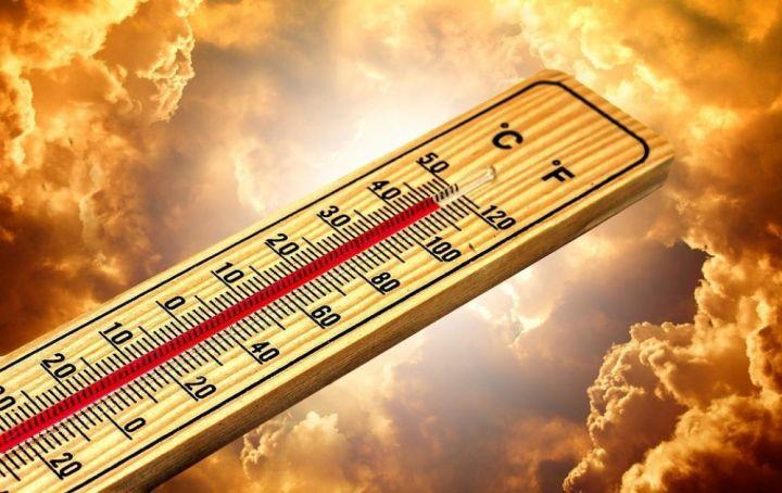 На выходных в Татарстане ожидается 30-градусная жара