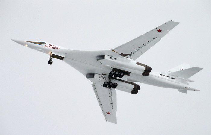 На казанском авиационном заводе собирают новый Ту-160М