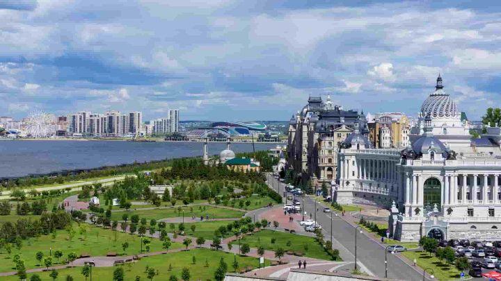 Казань может принять Летние Олимпийские игры-2036 – Минспорта Татарстана