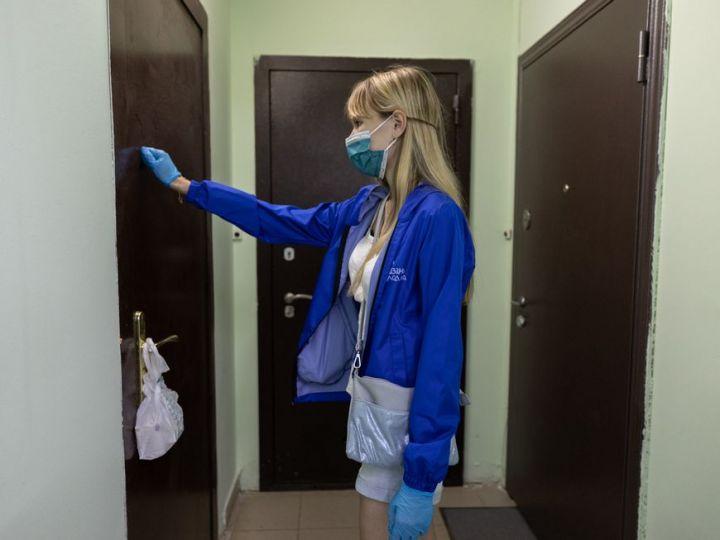 В Казани ищут волонтеров для доставки лекарств зараженным COVID-19